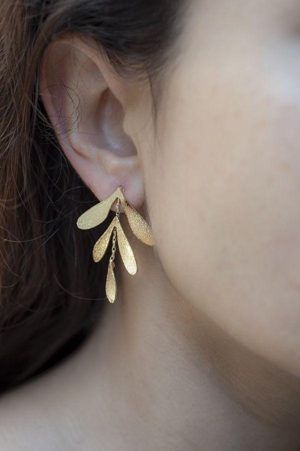 WISTERIA - Drop Earrings