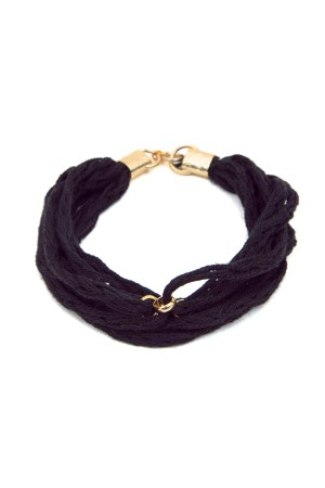 BAZAAR - WOOLWAY - Choker Necklace