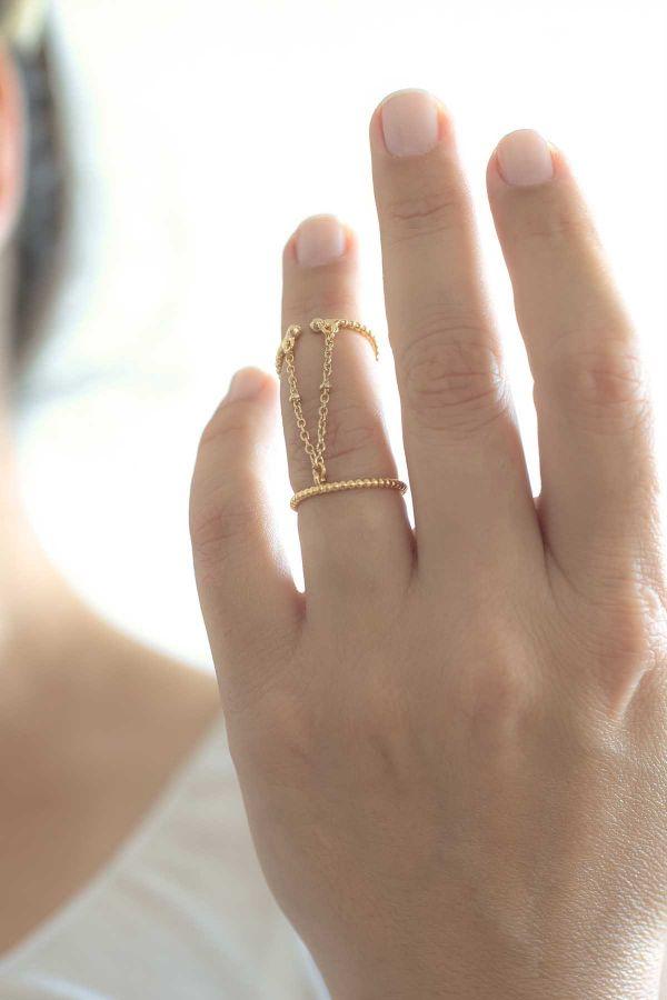 X RING - Eklem Yüzük