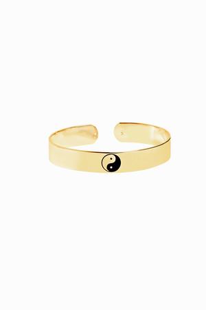 PLAYGROUND - YIN YANG - Cuff Bracelet