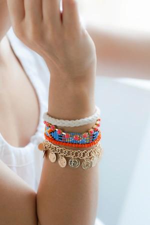 PLAYGROUND - ZINGARO - Bohemian Layered Bracelet (1)